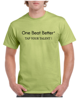 One Beat Better T-Shirt