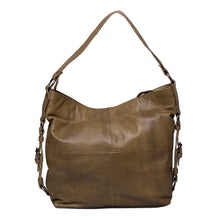 Load image into Gallery viewer, Curlew - Vertical Zip Hobo Bag