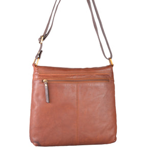 Juniper - Flapover Shoulder Bag