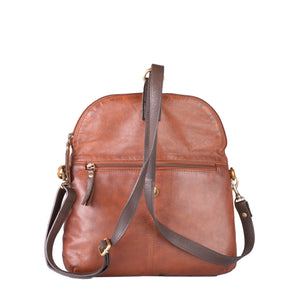 Spruce - Cross Body/ Back Pack convertible Bag