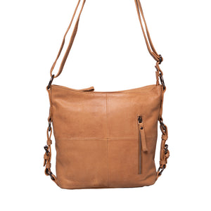 Taunus - Vertical Zip Shoulder Bag