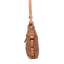 Load image into Gallery viewer, Taunus - Vertical Zip Shoulder Bag