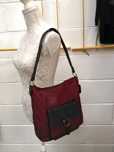 Tupelo - Zip Top Shoulder Bag