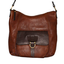 Load image into Gallery viewer, Tupelo - Zip Top Shoulder Bag