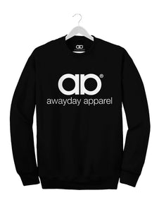 Awayday Sweater - Blackout