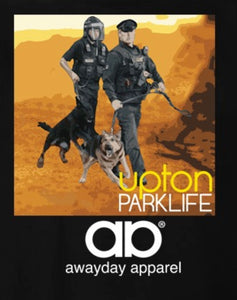 Upton Parklife - Black