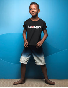 Kids Iconic - Black