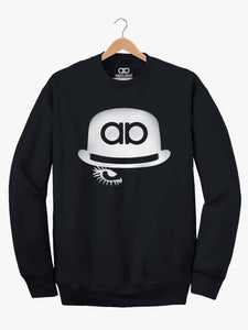 Ultra Casual - Black Clockwork Sweater