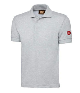 Grey Awayday Apparel Polo Shirt