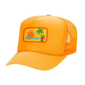 EL DORADO INN TRUCKER HAT