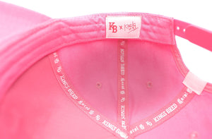 Diamond cap pink