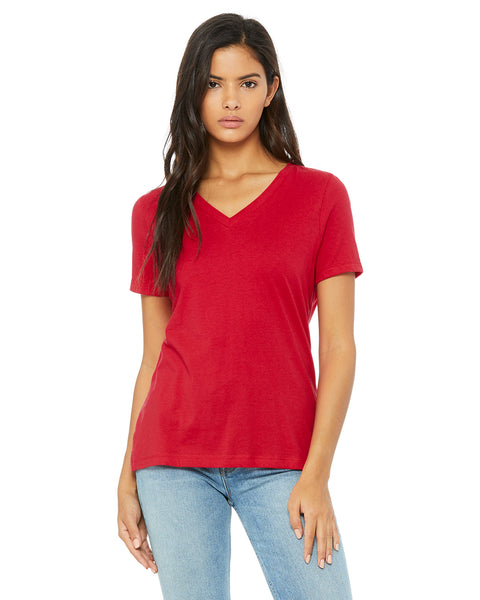 RBA Design Ladies Relaxed V-Neck