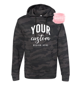 Custom Adult Unisex Independent Hoodie