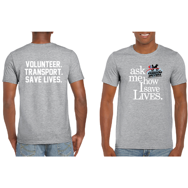 Ask Me How I Save Lives Men's T-Shirt
