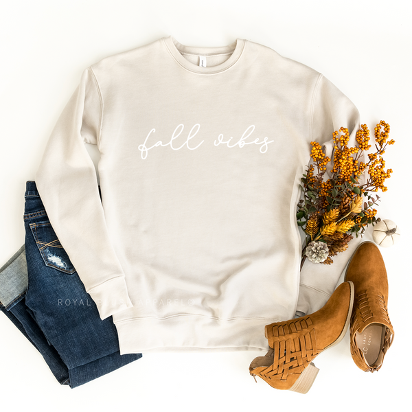 Fall Vibes Relaxed Unisex T-shirt