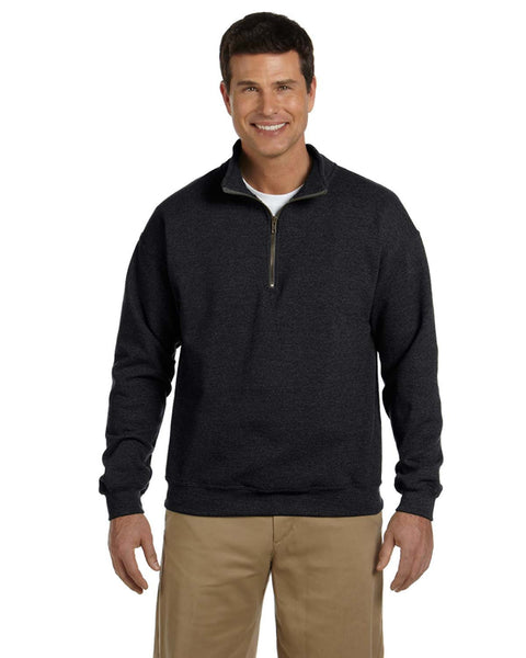 Custom Quarter Zip Sweater