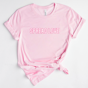 Spread Love Crew/Crop Crew