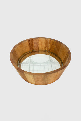 Coracle Serving Bowl