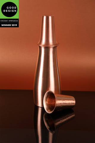 Taambr - Copper Bottle