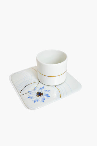 Water Lily Cup & Saucer