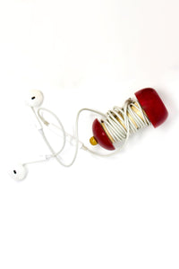 Apple Earphone Holder