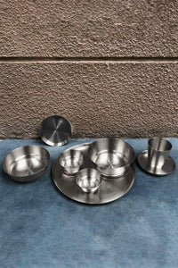 Stainless Steel Dine Set