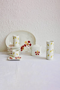 Gulmohar Tea Set 2