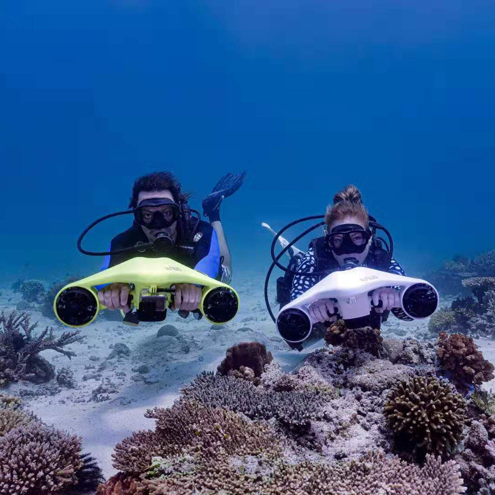 ASIWO Turbo Sea scooter - for diving