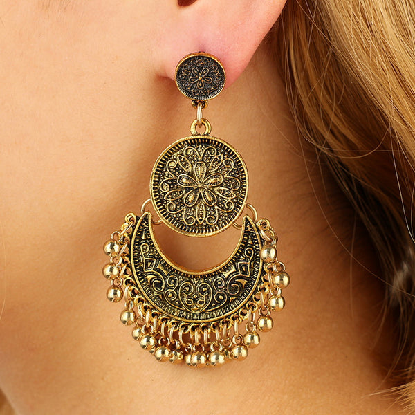 Marrakech Souk Retro Earrings