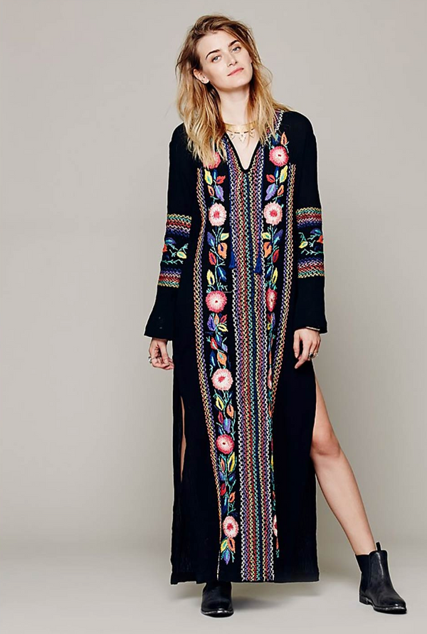 Adelaide Bohemian Dress