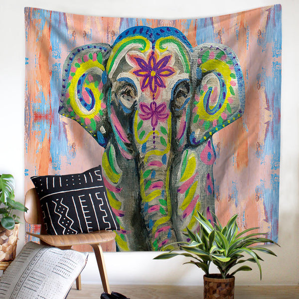 Holi Wall Tapestry