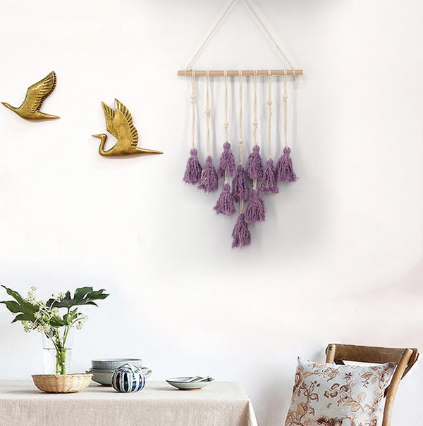 Lavender Field Wall Hanging