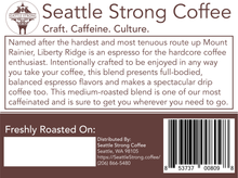 Load image into Gallery viewer, Liberty Ridge 'Espresso' Blend - Medium Roast