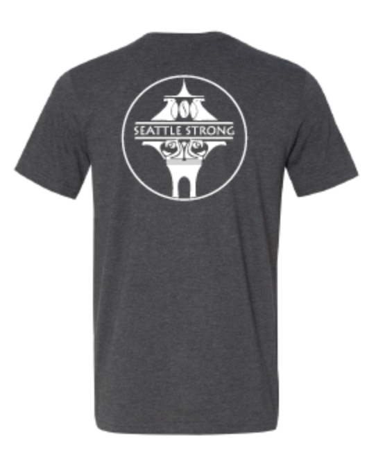 Seattle Strong - Pocket T-Shirt