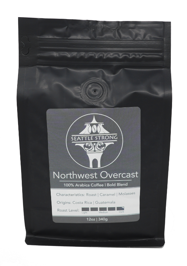 Northwest Overcast 'Bold' Blend - Dark Roast