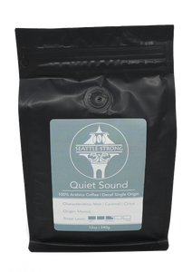 Quiet Sound 'Decaf' Single Origin - Medium Roast