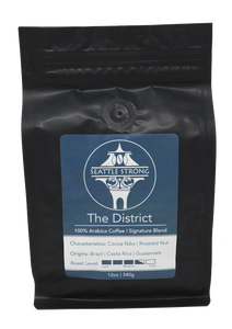 The District 'Signature' Blend - Medium/Dark Roast