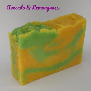 Avocado & Lemongrass