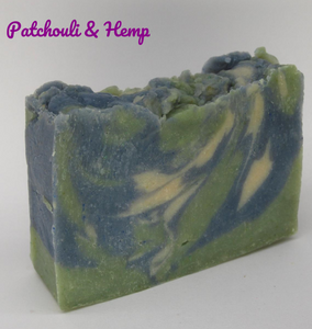Patchouli & Hemp