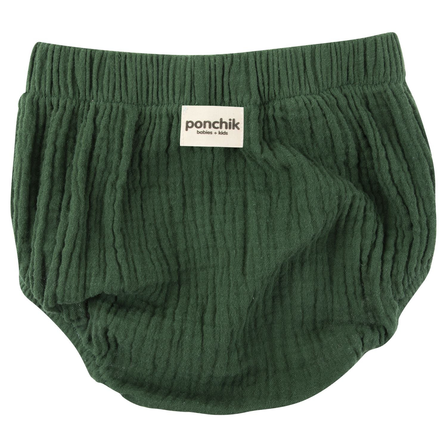 Muslin Cotton Bloomers - Fern
