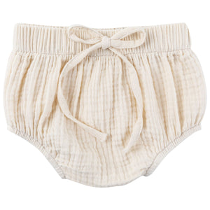 Muslin Cotton Bloomers - Natural