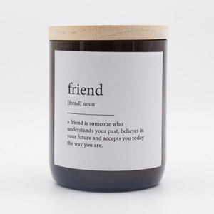 Dictionary Meaning Candle - Friend