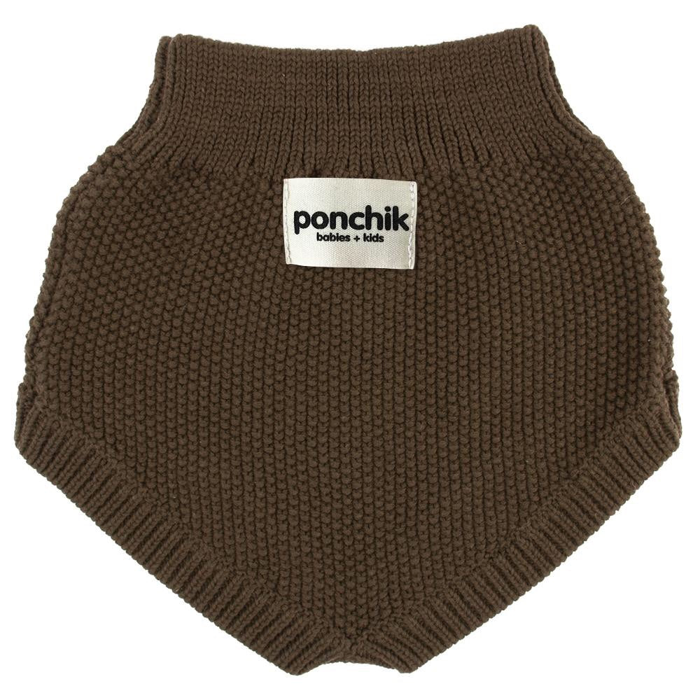 Bloomers - Moss Green Knit