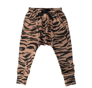 DETROIT PANT - TIGER STRIPE FAWN