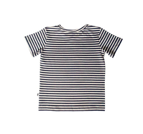 DENVER TEE - NIGHT STRIPE