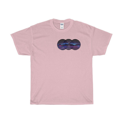 """Inner Circle Aesthetic"" Unisex Heavy Cotton Tee"