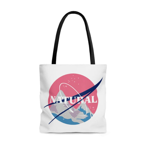 """Natural Aesthetic"" AOP Tote Bag"