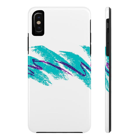 """Pure Jazz"" Case Mate Tough Phone Cases"