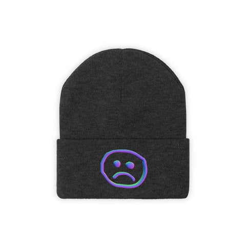 Pure Sadness Knit Beanie