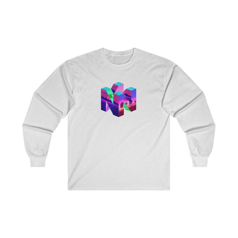 Nostalgia 64 Ultra Cotton Long Sleeve Tee